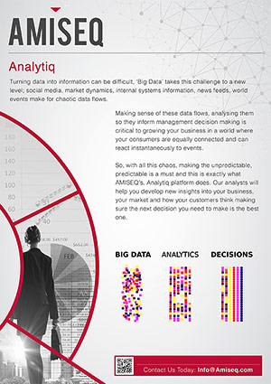 AMISEQ analytic Brochure