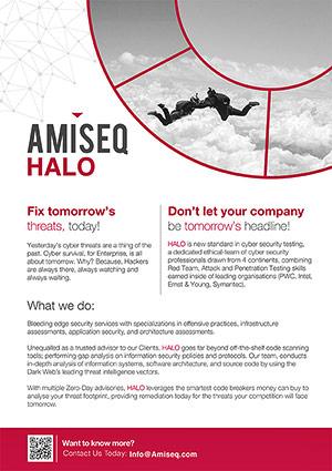 AMISEQ HALO Brochure
