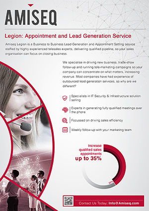 AMISEQ Legion Brochure